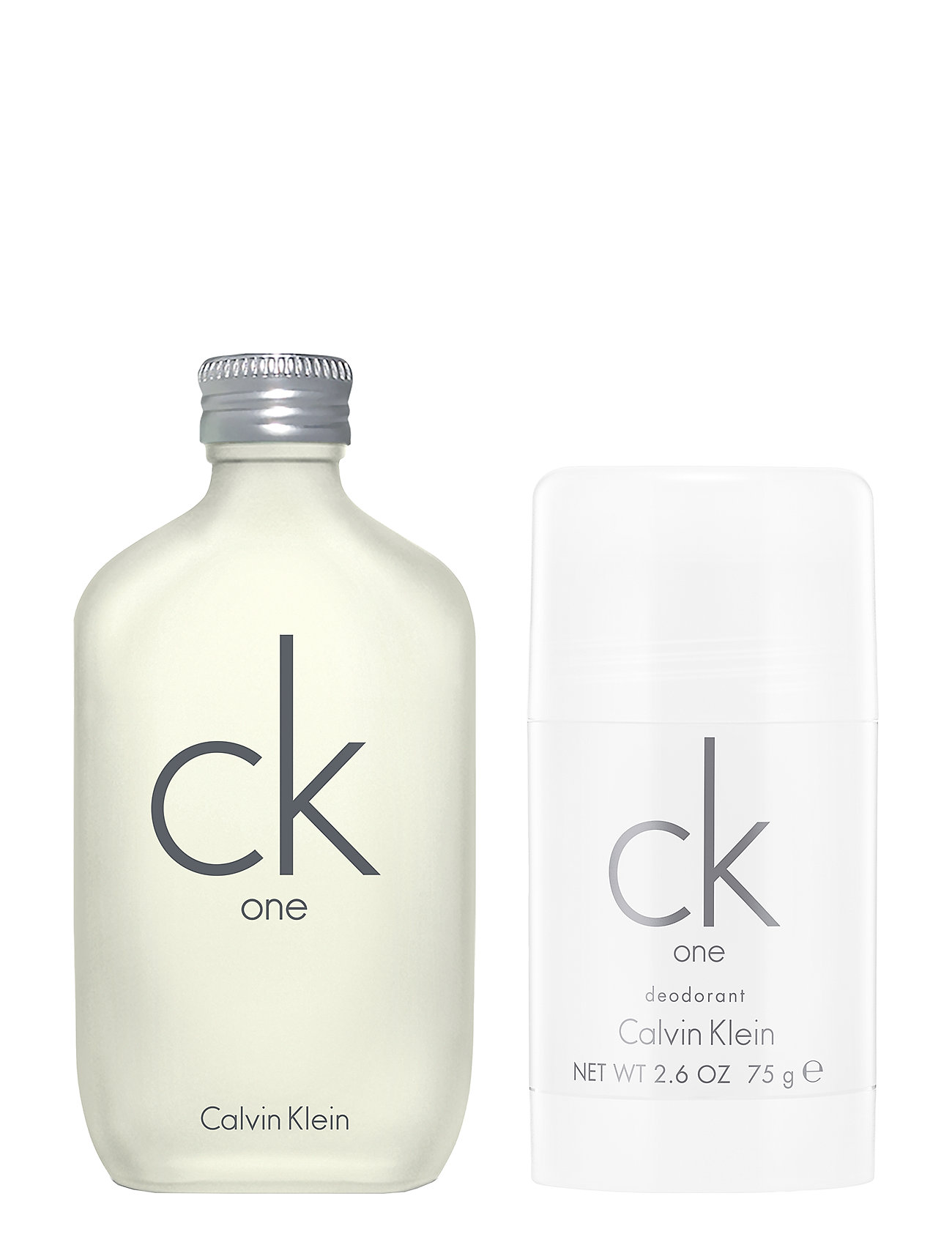Calvin Klein Fragrance CK ONE EDT 50ML/DEO STICK 75ML - NO COLOR