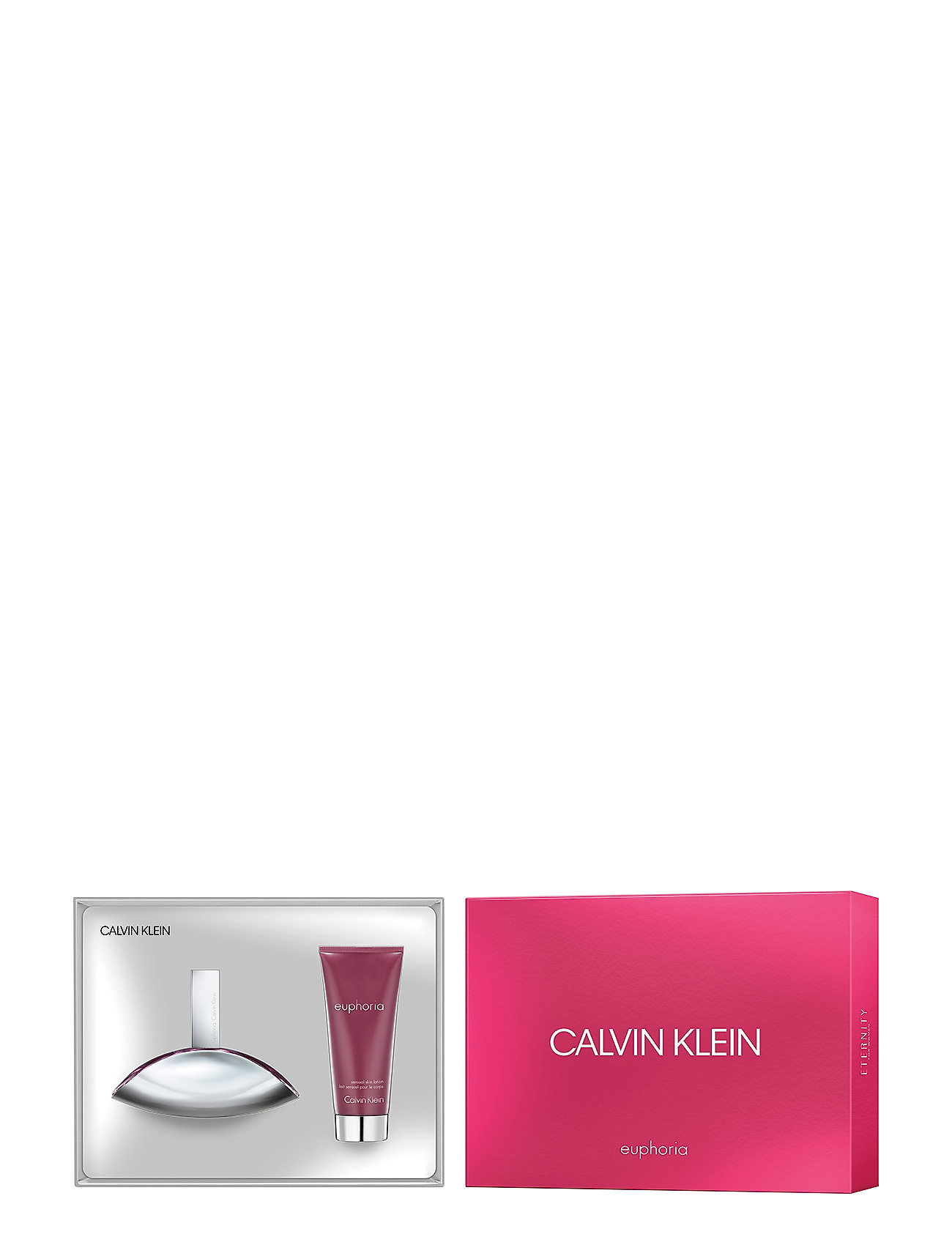 Image of Euphoria Edp 30ml/Bodylotion 100ml Beauty WOMEN Skin Care Perfume Sets Body Care Creams & Lotions & Bodybutter Calvin Klein Fragrance (3086028105)