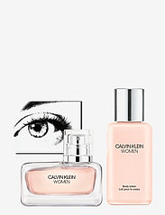 Calvin Klein Fragrance - WOMEN EDP 30ML/BODY LOTION 100ML - parfymset - no color - 1