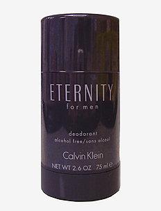 ETERNITY MAN DEODORANTSTICK - NO COLOR