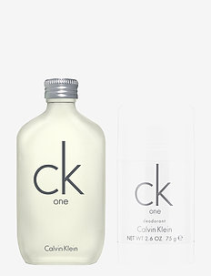 CK ONE EDT 50ML/DEO STICK 75ML - NO COLOR