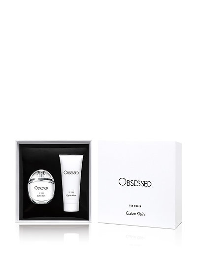 OBSESSED FOR WOMEN EDP50ML/BODY LOTION 100ML - NO COLOR