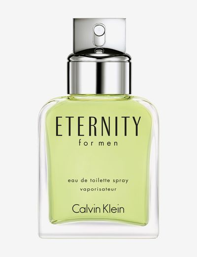 ETERNITY MAN EAU DE TOILETTE - eau de toilette - no color