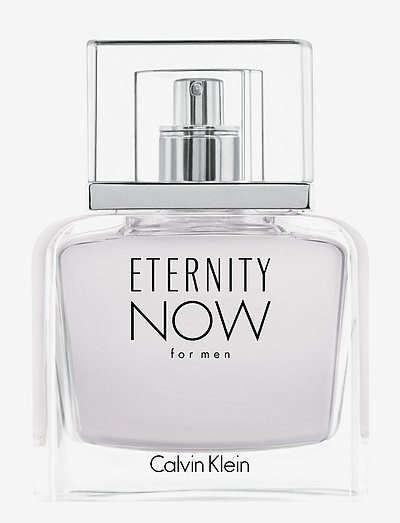 ETERNITY MAN NOW EAU DE TOILETTE - eau de toilette - no color