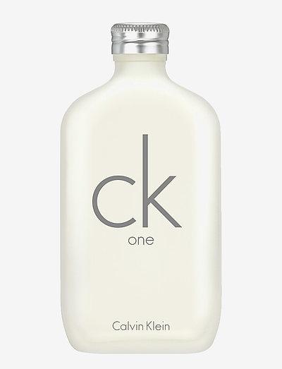CK ONE EAU DE TOILETTE - eau de toilette - no color