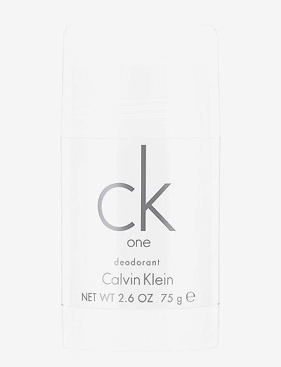 CK ONE DEODORANT STICK - tikut & voiteet - no color