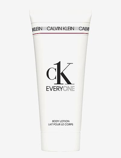 CK EVERYONE BODY LOTION - body cream - no color