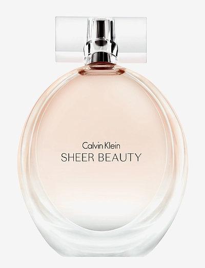 SHEER BEAUTY EAU DE TOILETTE - parfyme - no color