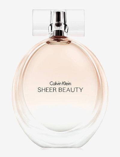 SHEER BEAUTY EAU DE TOILETTE - parfym - no color