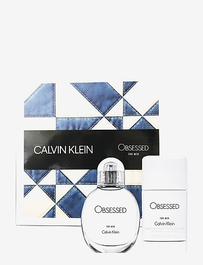 OBSESSED FOR MEN EDT 30ML/DEO STICK 75ML - NO COLOR