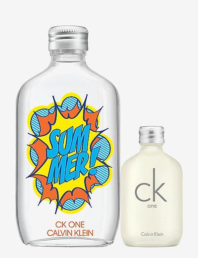 CKO LTD SUMMER EDT 100ML/CKO 15ML - parfyme - no color