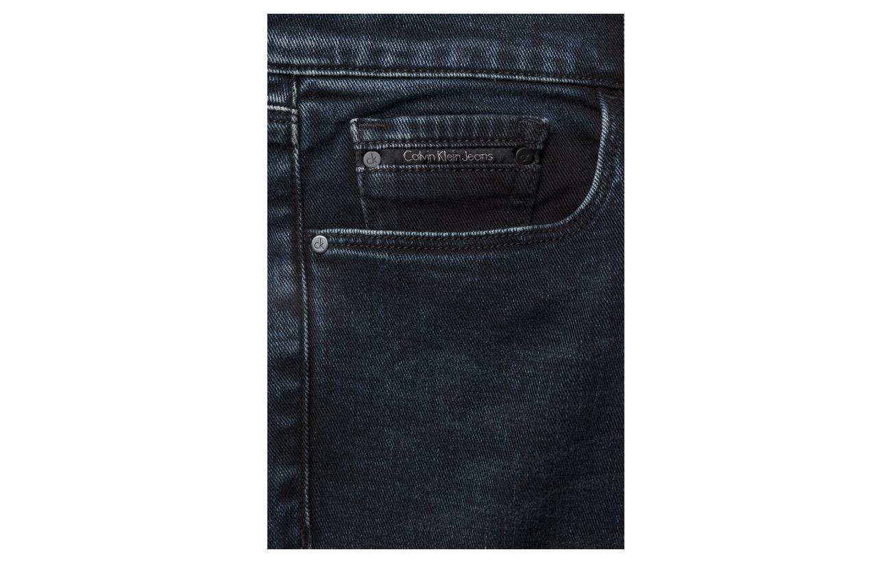 Elastane Black 6 Chemical Mr Elastomultiester 2 Klein Jeans Coton Calvin 92 Skinny 6wXPA8Wxq