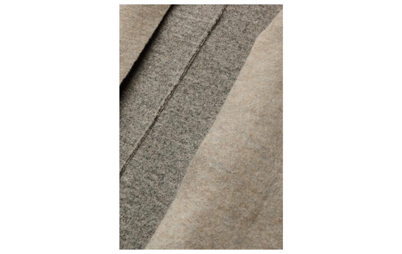 Polyester Oblisa Coat Laine Acrylique Klein 20 Heather 30 Jeans Mink Calvin Silver 50 xfAwvqEt