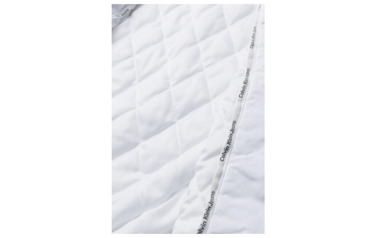 77 Oakland Bright Calvin 23 White Coton Varsity Klein Jeans Logo Polyesterpes ExwEn40qO