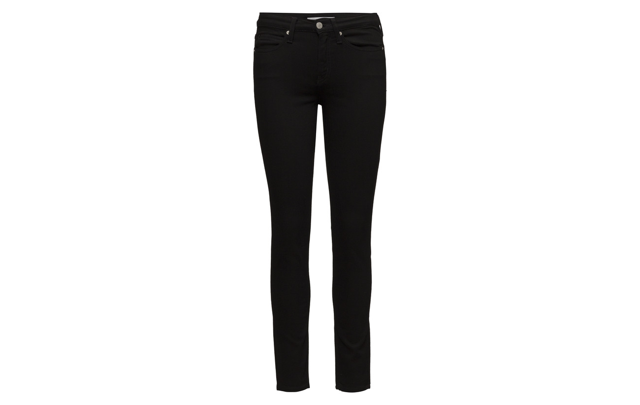 Eternal Elastane Coton Jeans Klein Polyester 011 Ckj 4 Black Calvin 2 94 Polyester qfI7UwaW