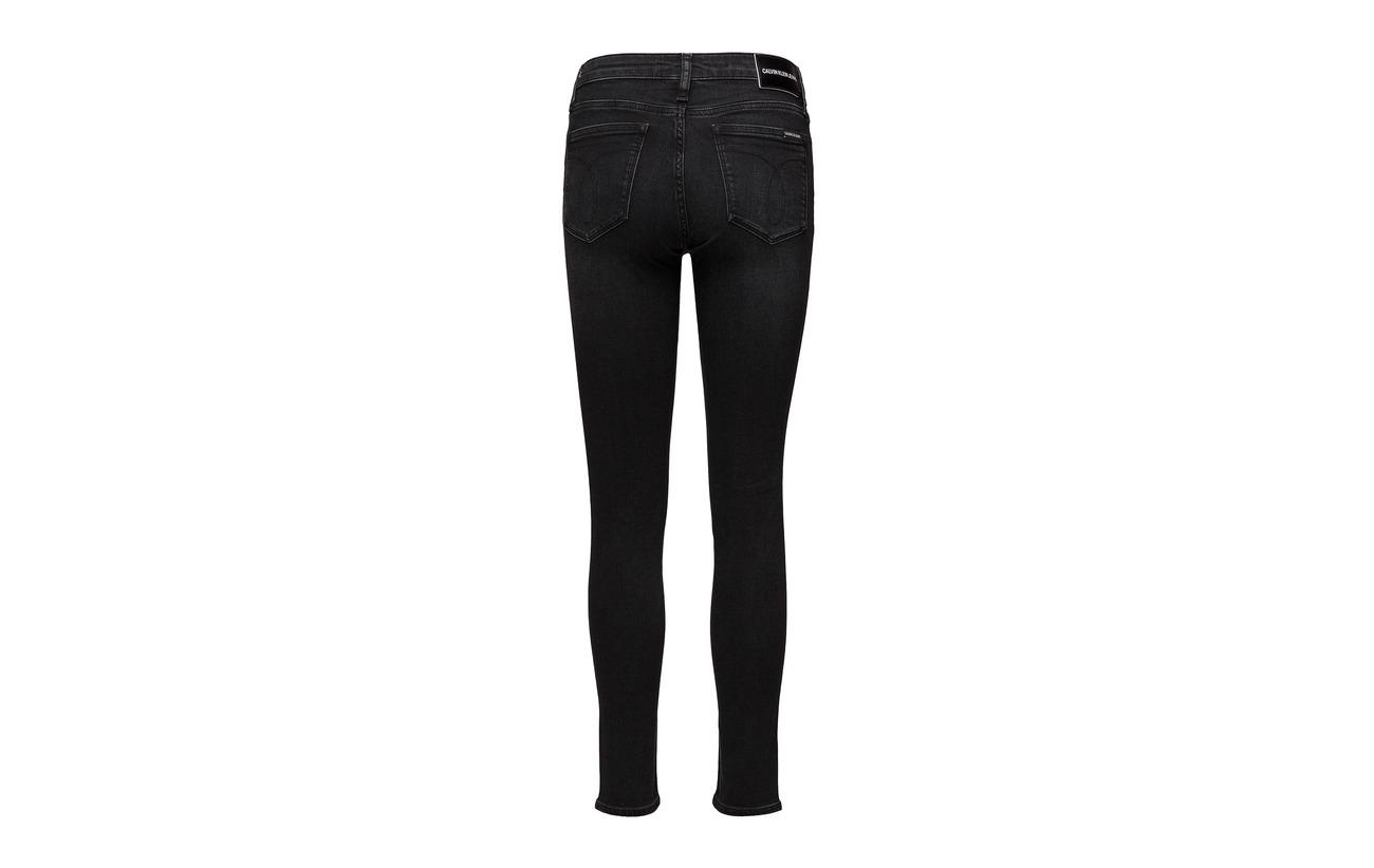 Black Elastane Ckj Klein 011 99 1 Calvin Jeans Coton Stockholm qRO4wWXx