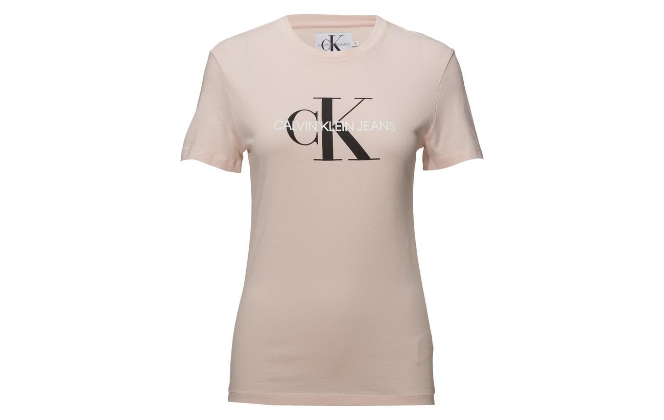 Tannin Calvin Tee Monogram Logo 100 Klein Fit Coton Regular Jeans rTA0xr