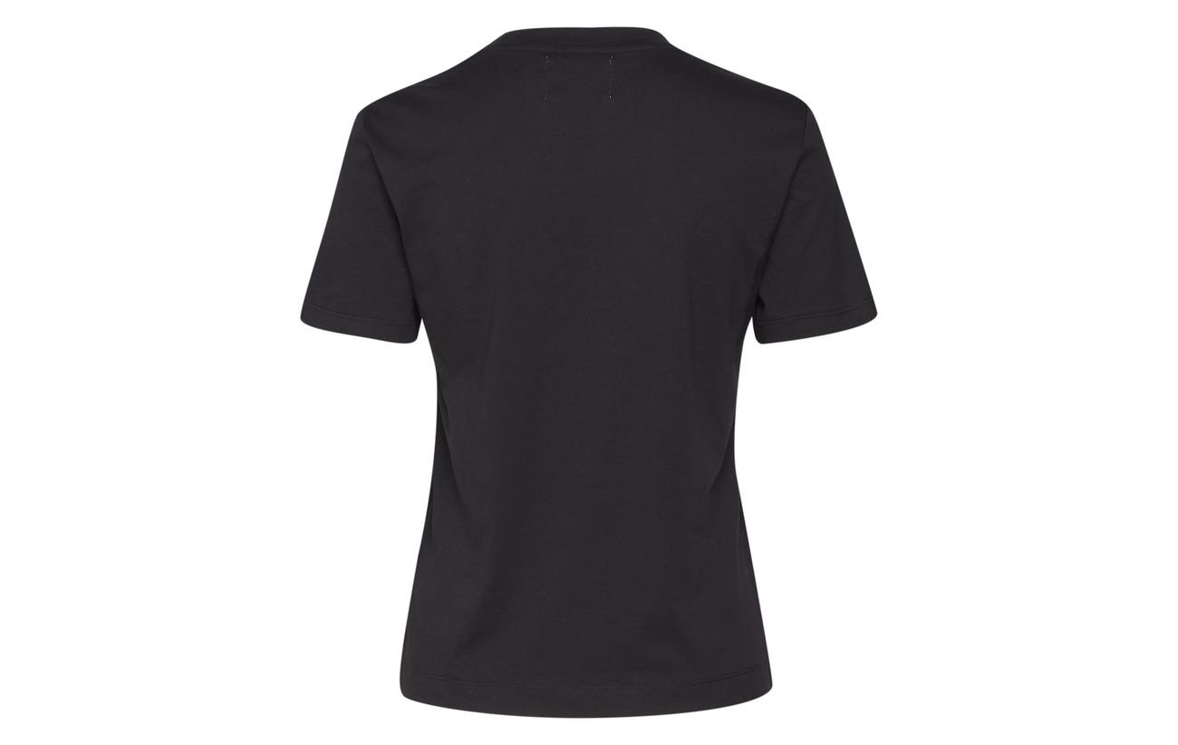 Satin Ck Monogram Black Relax Calvin 100 Coton Jeans Klein ES7x4gwUqz