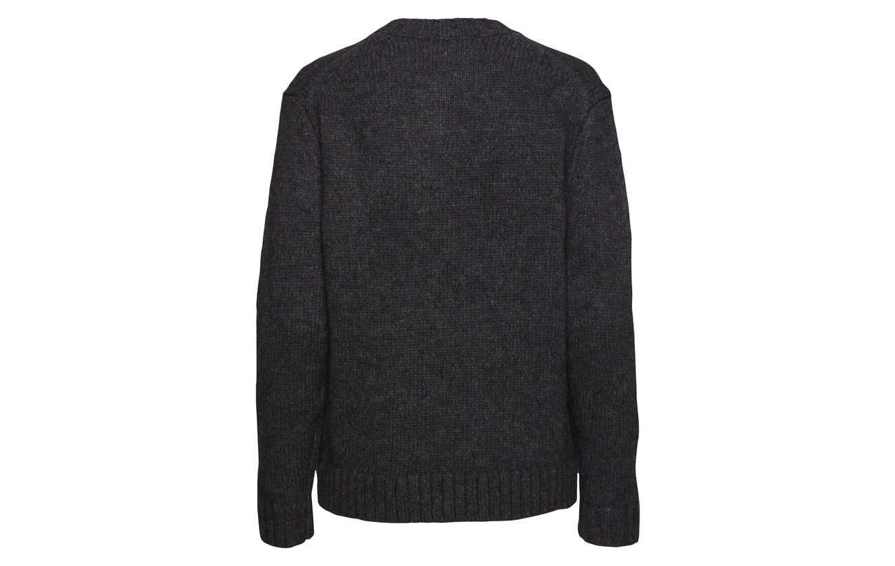 Egret V 33 Alpaga Polyimide Alpaca neck Calvin Jeans Laine 34 Klein Blend nwqF7ATY