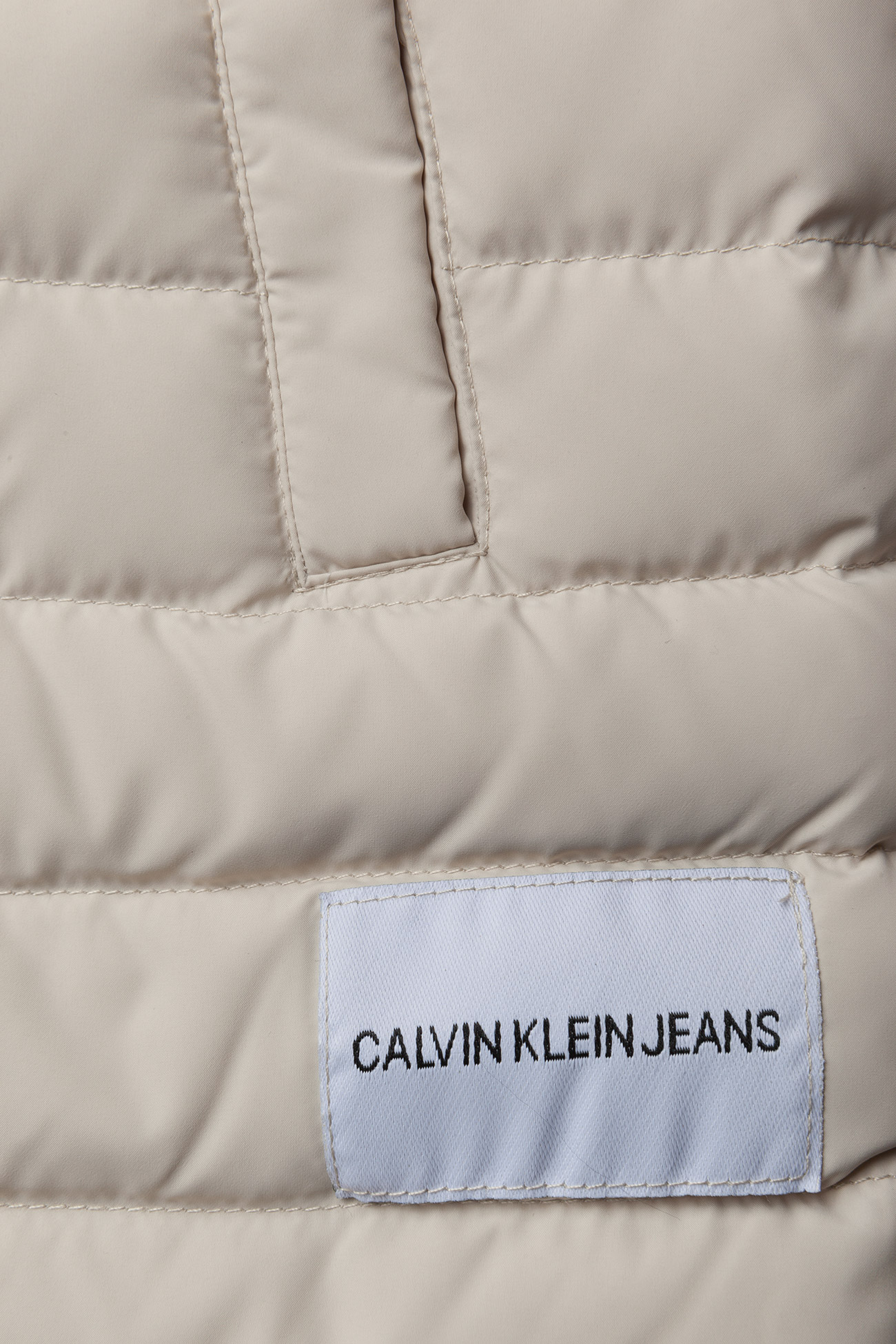Reversible Klein Jeans PuffoatmealCalvin PuffoatmealCalvin Down Down Klein Reversible YeEHID29W