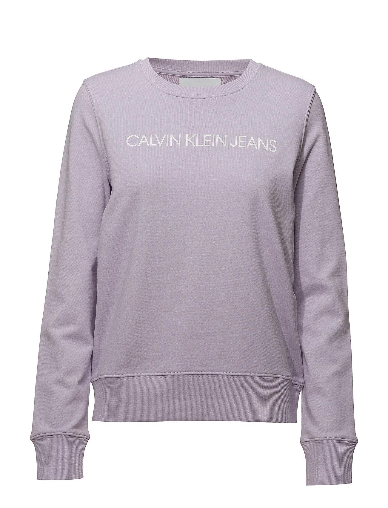 Calvin Klein Jeans INSTITUTIONAL LOGO S - ORCHID PETAL