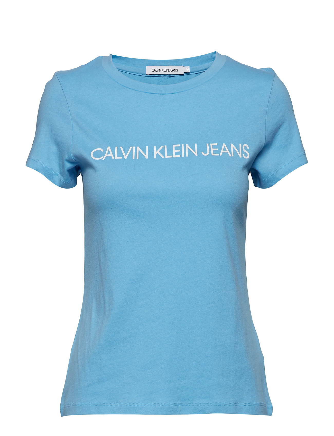 Calvin Klein Jeans INSTITUTIONAL LOGO SLIM FIT TEE