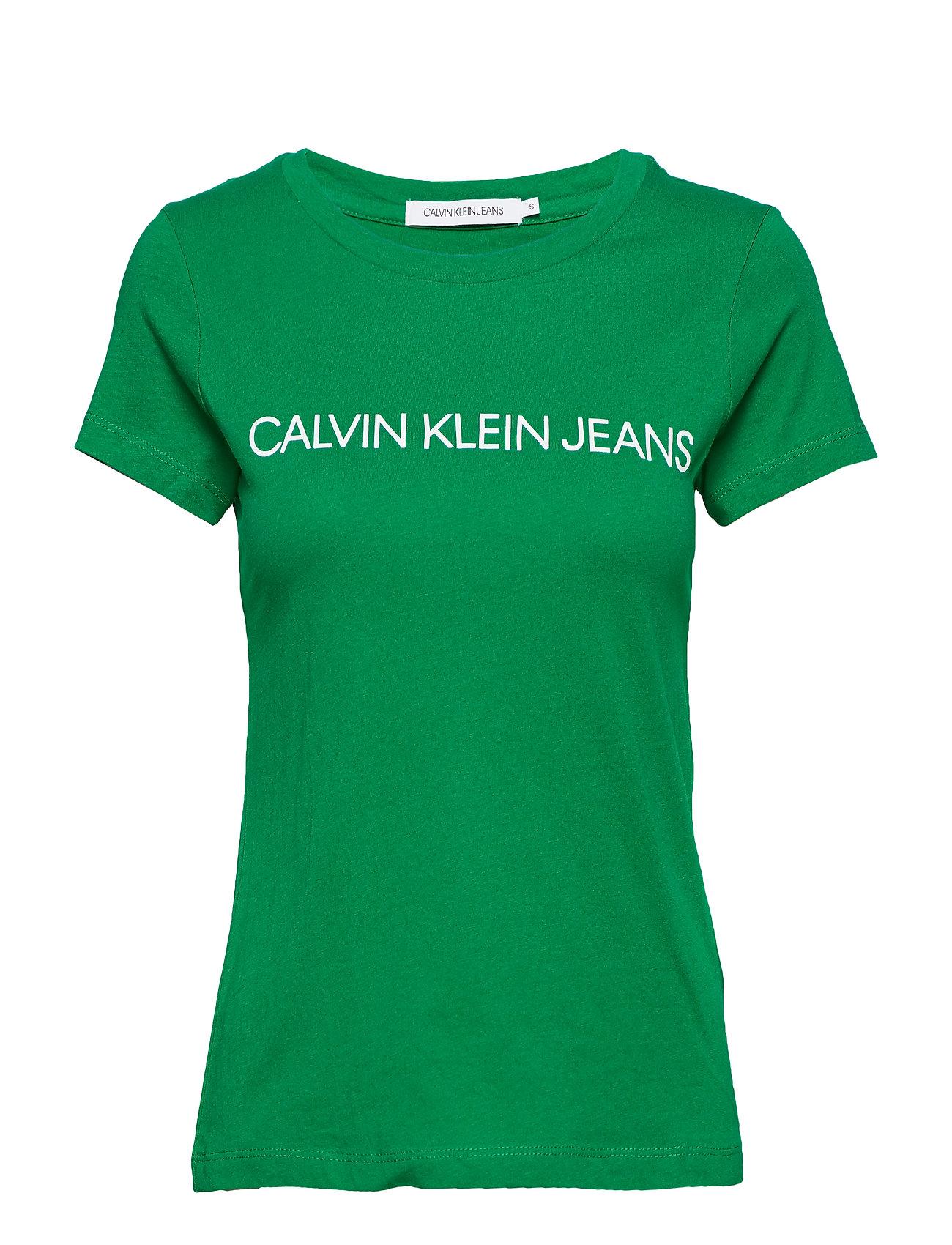Calvin Klein Jeans INSTITUTIONAL LOGO SLIM FIT TEE