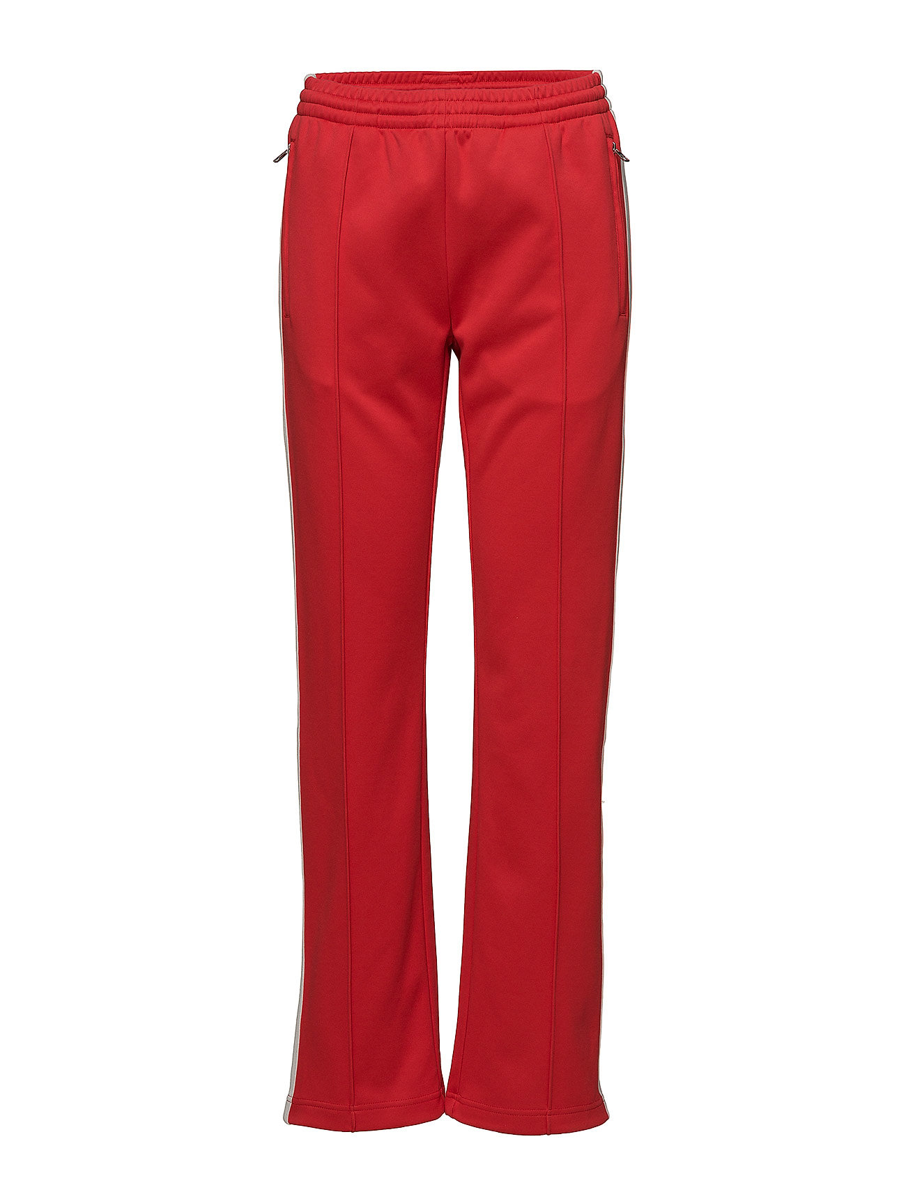 Calvin Klein Jeans TAPED KNIT STRAIGHT FIT TRACK PANT - TOMATO