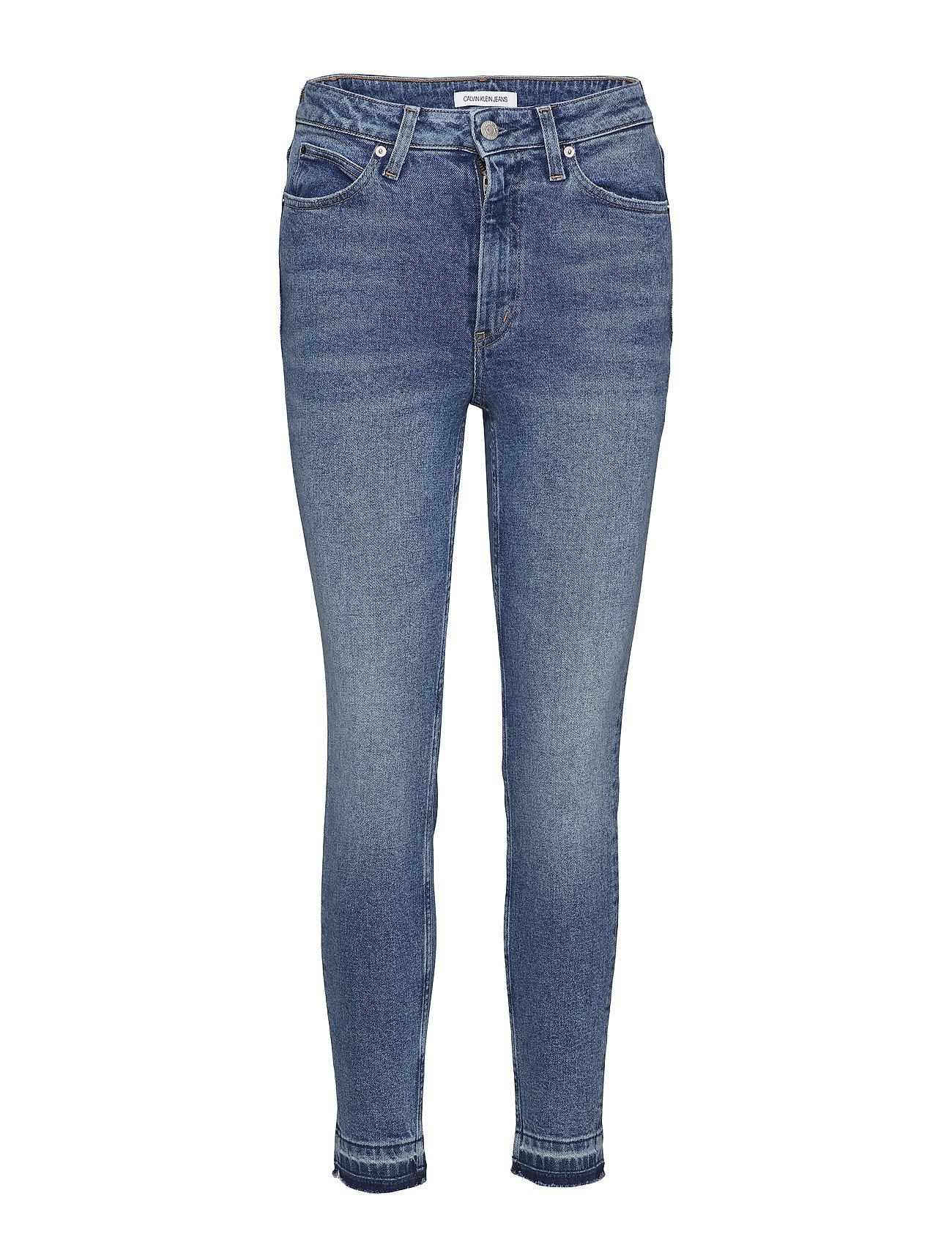 Calvin Klein Jeans CKJ 010: High Rise S - ALBURY BLUE