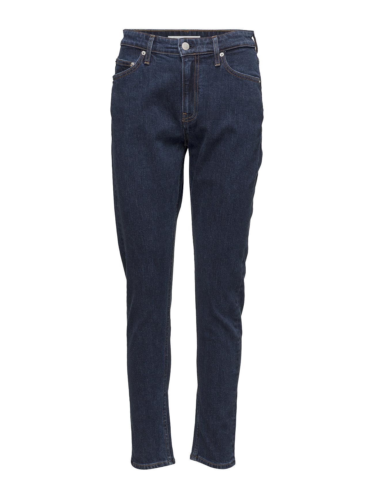 Calvin Klein Jeans CKJ 020: High Rise S - BAHNHOF BLUE CMF