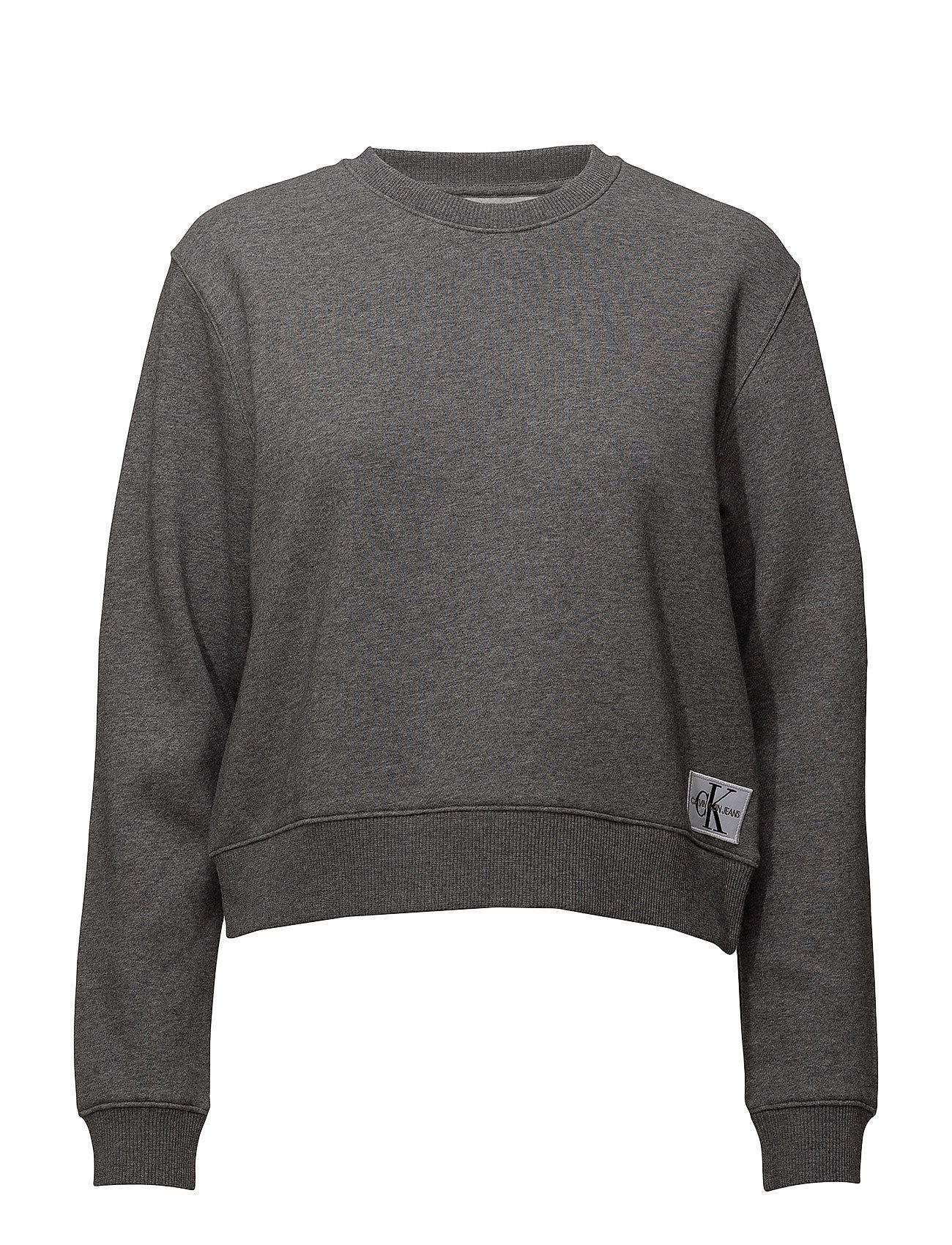Relaxmid Klein Jeans Monogram Grey HeatherCalvin Badge dBroCWEQxe
