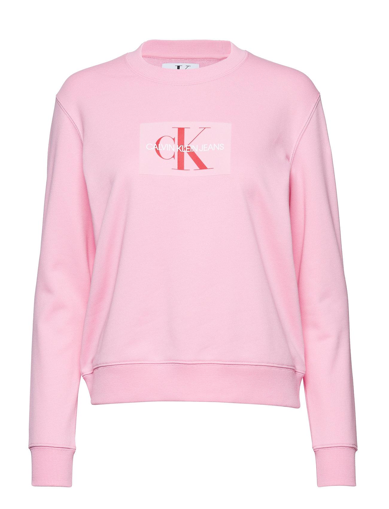 Calvin Klein Jeans MONOGRAM FLOCK BOX L