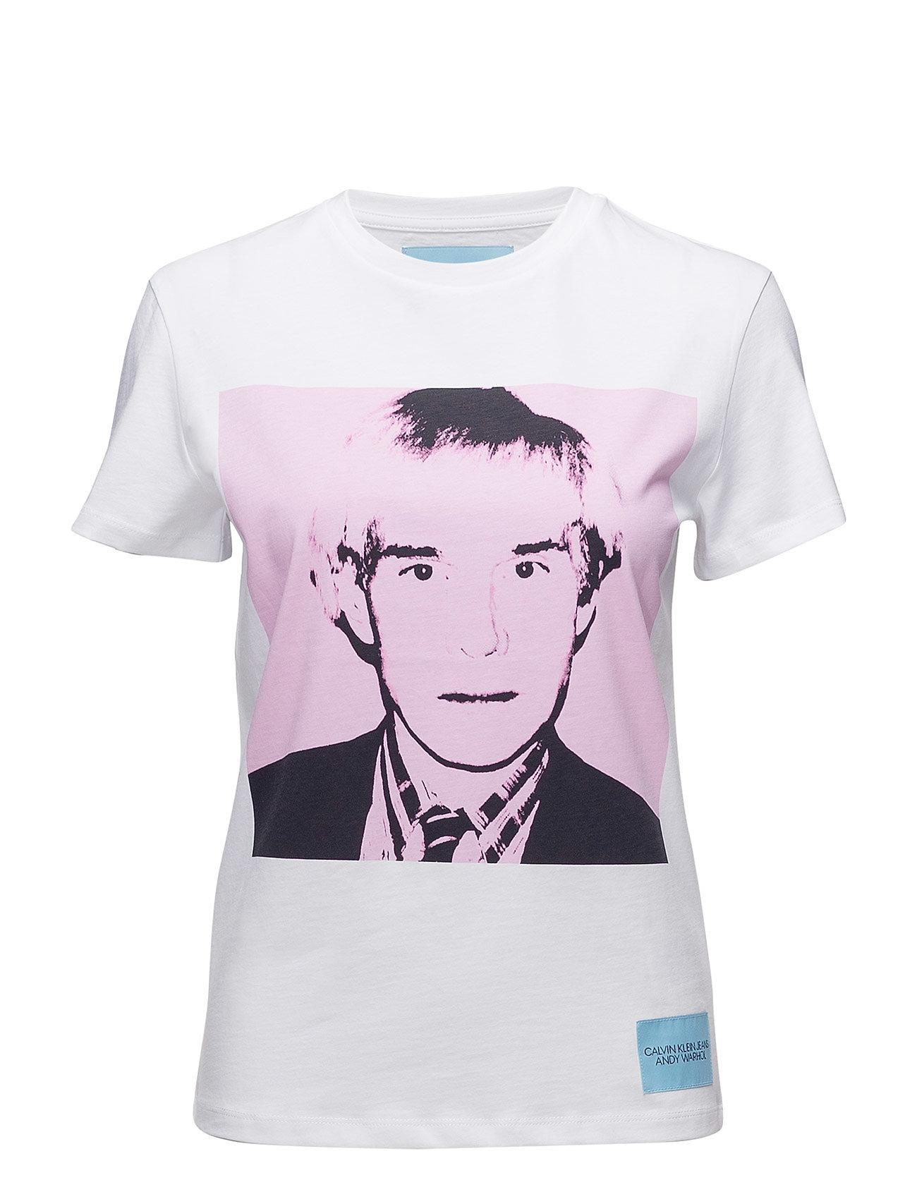Warhol Portrait Regu - Calvin Klein Jeans
