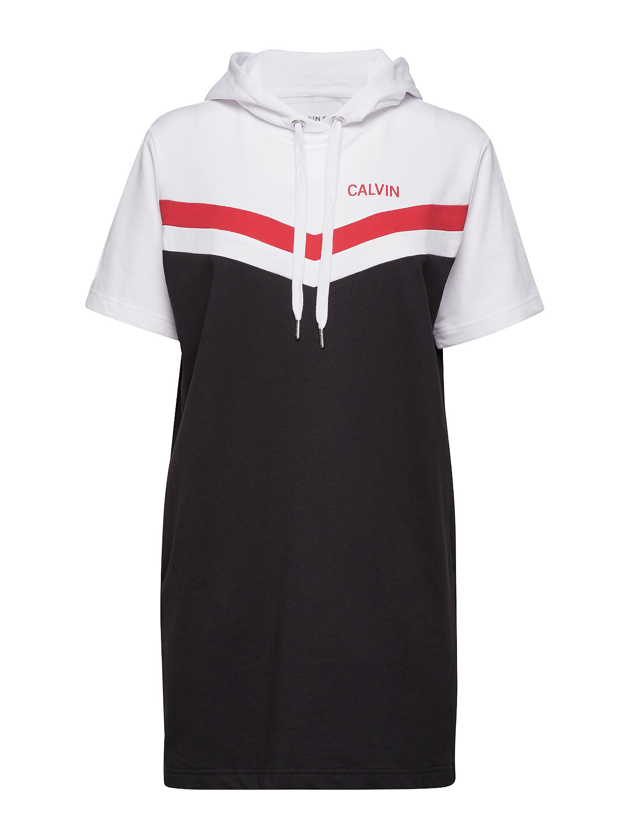 Calvin Klein Jeans CHEERLEADER COLOR BL - CK BLACK/ WHITE/ RED