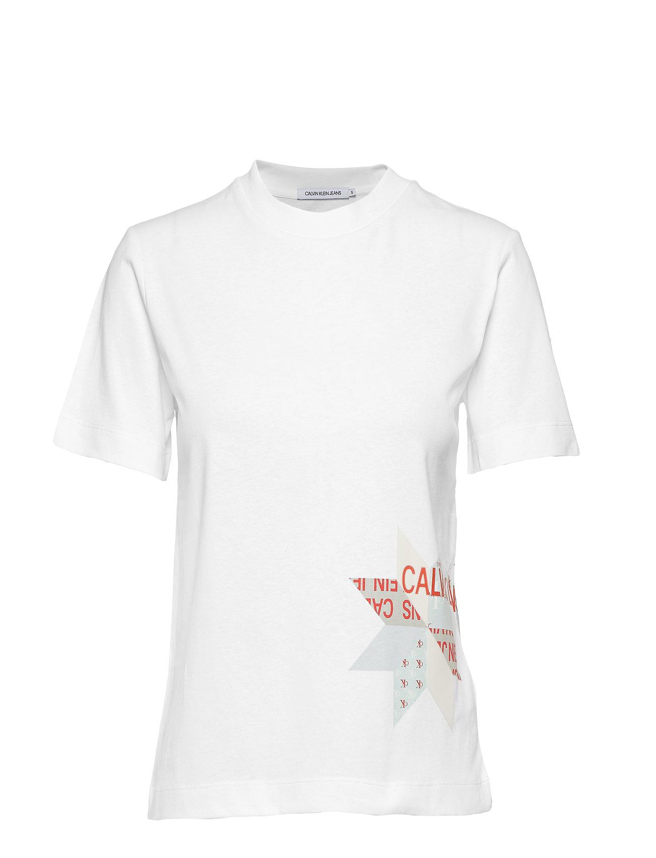 Calvin Klein Jeans INSTITUTIONAL QUILT, - BRIGHT WHITE