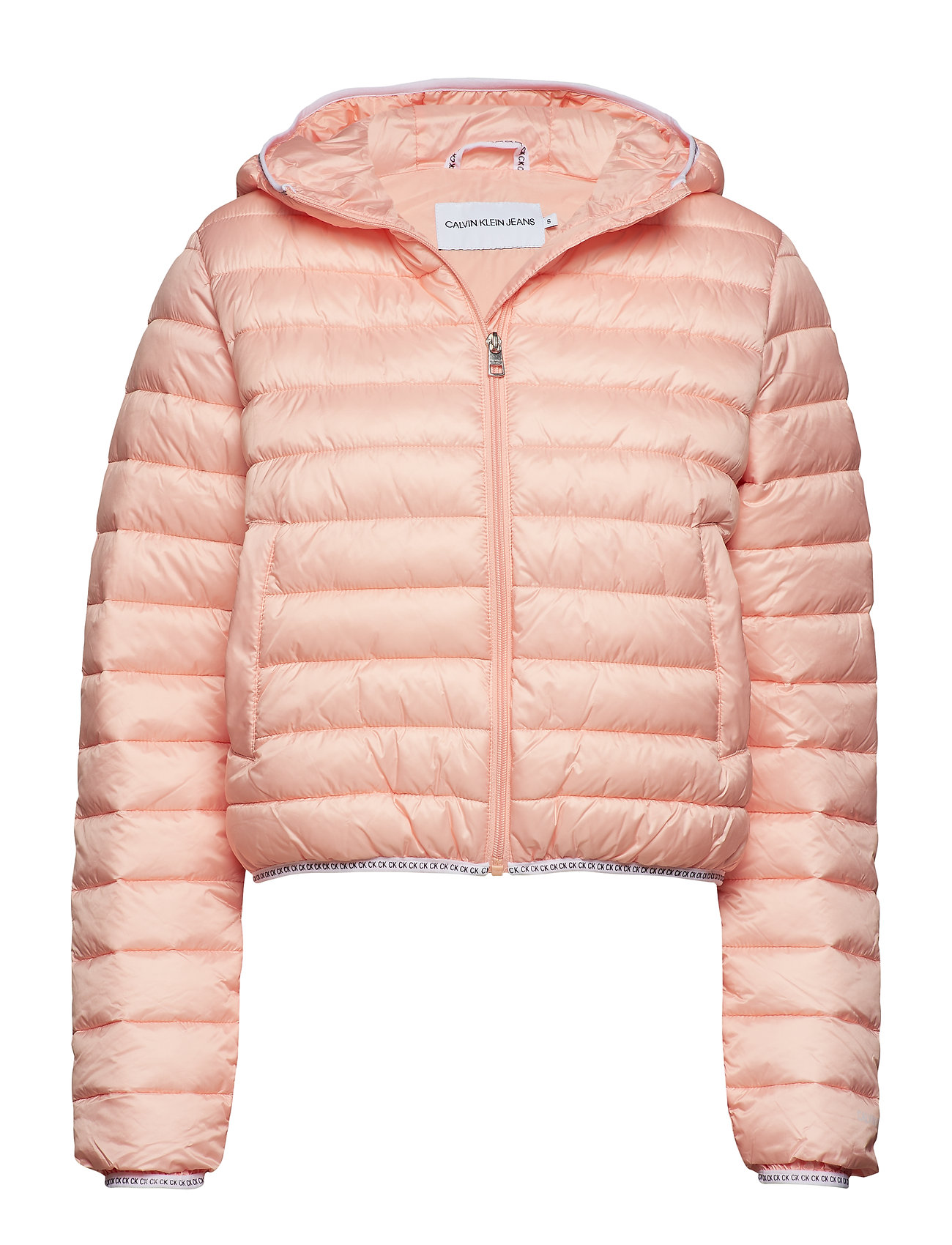 Padded LblossomCalvin With Klein Puffer Jeans shQCtrdx