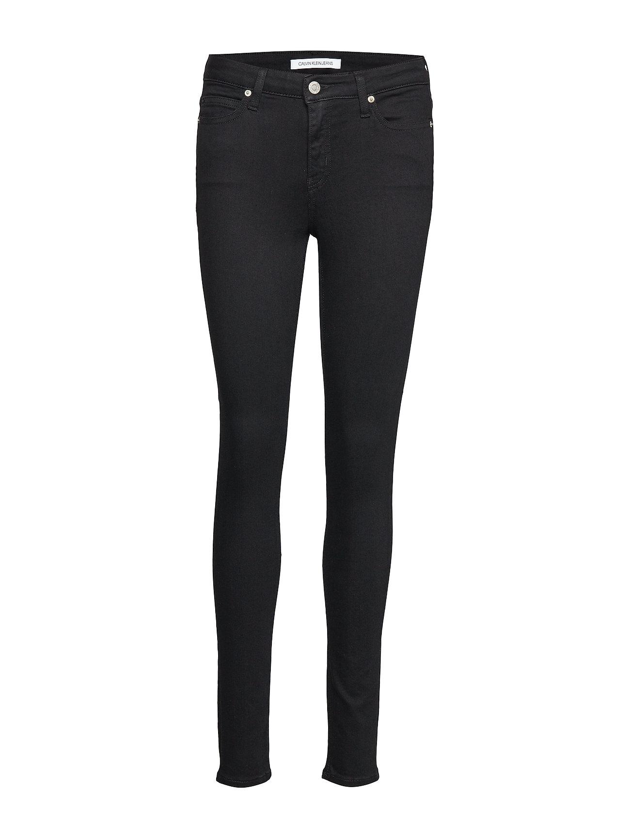 Calvin Klein Jeans CKJ 001 SUPER SKINNY - BA023 BLACK