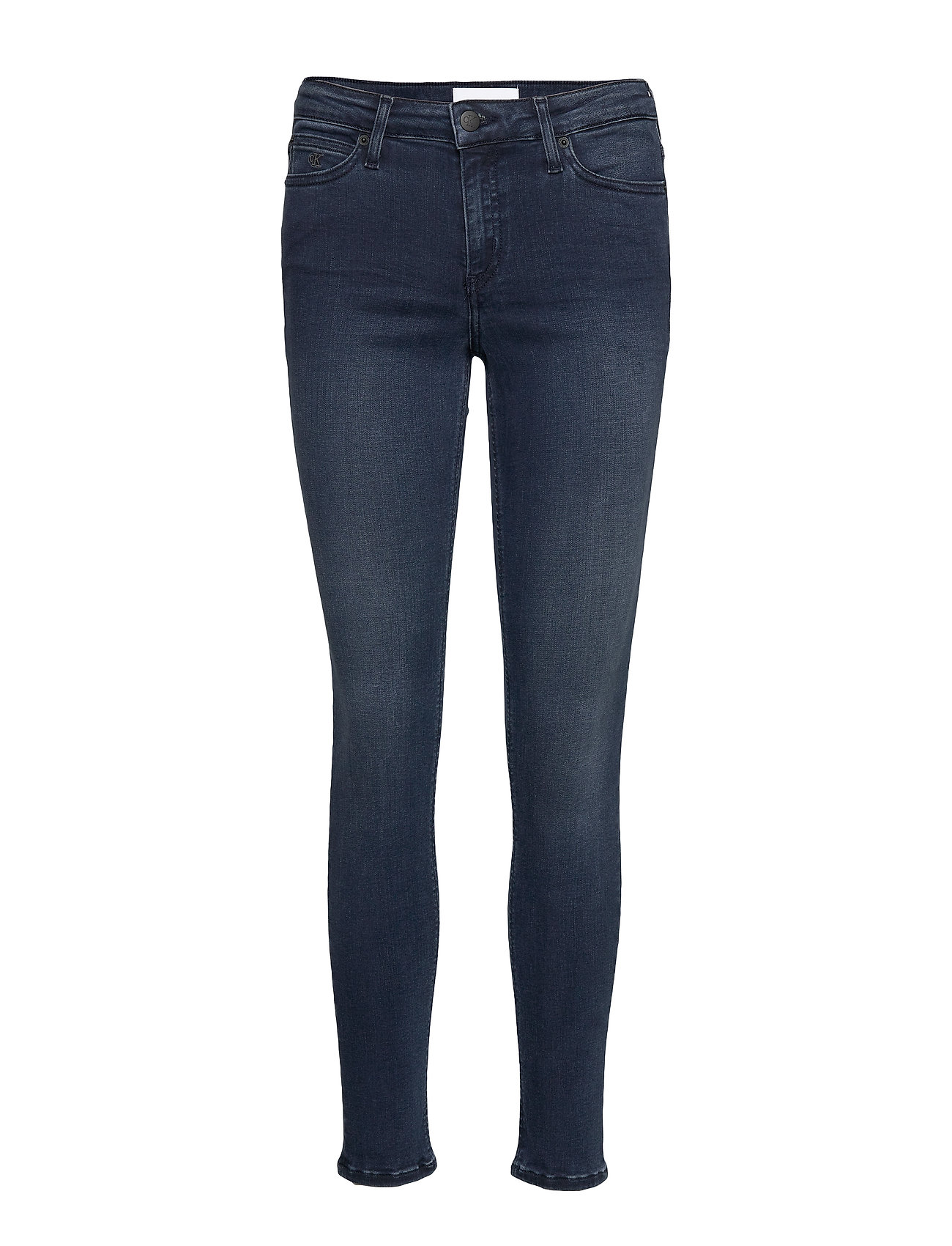 Calvin Klein Jeans CKJ 001 SUPER SKINNY - CA033 BLUE BLACK