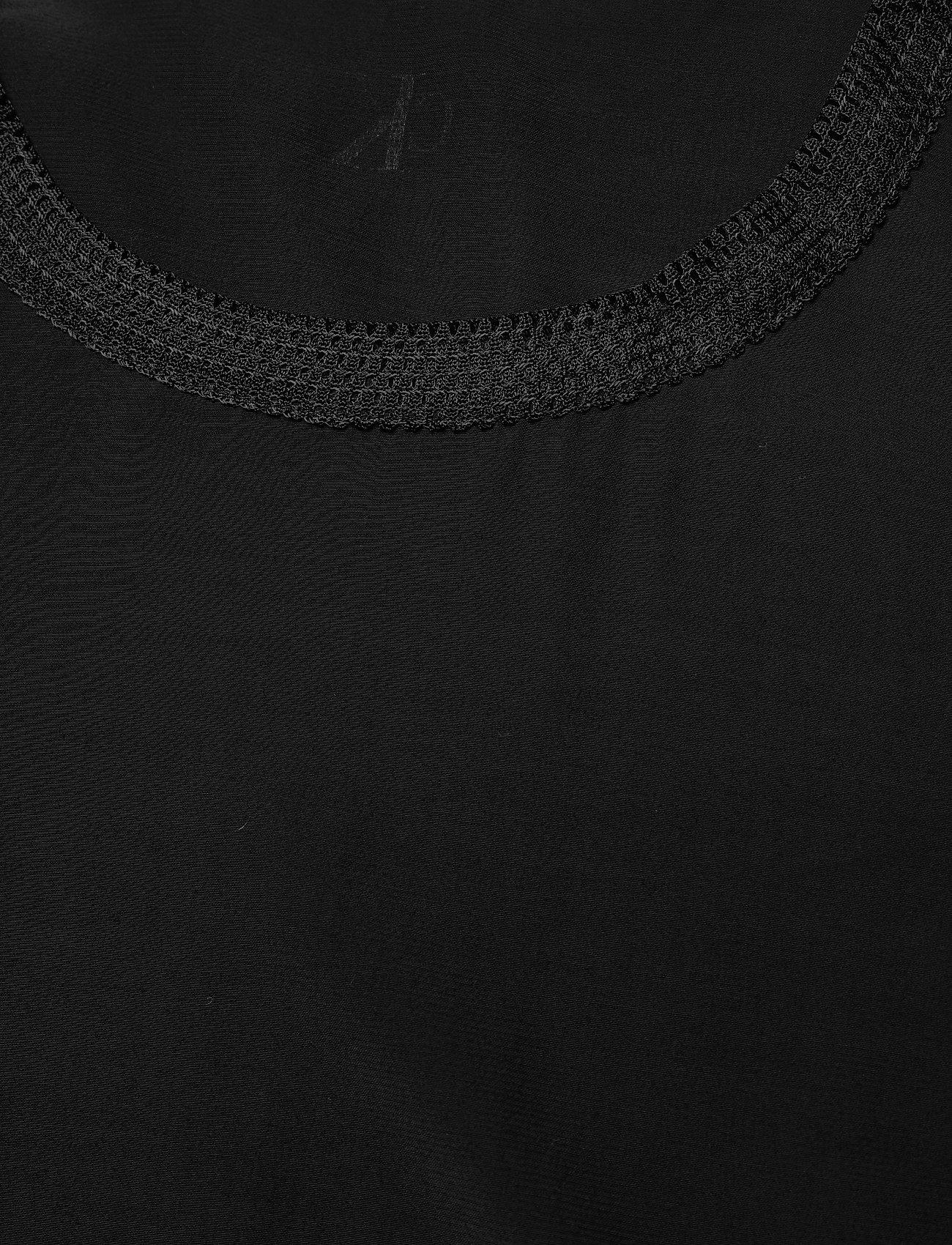 Calvin Klein Jeans Ss Drapey Dress With - Klänningar