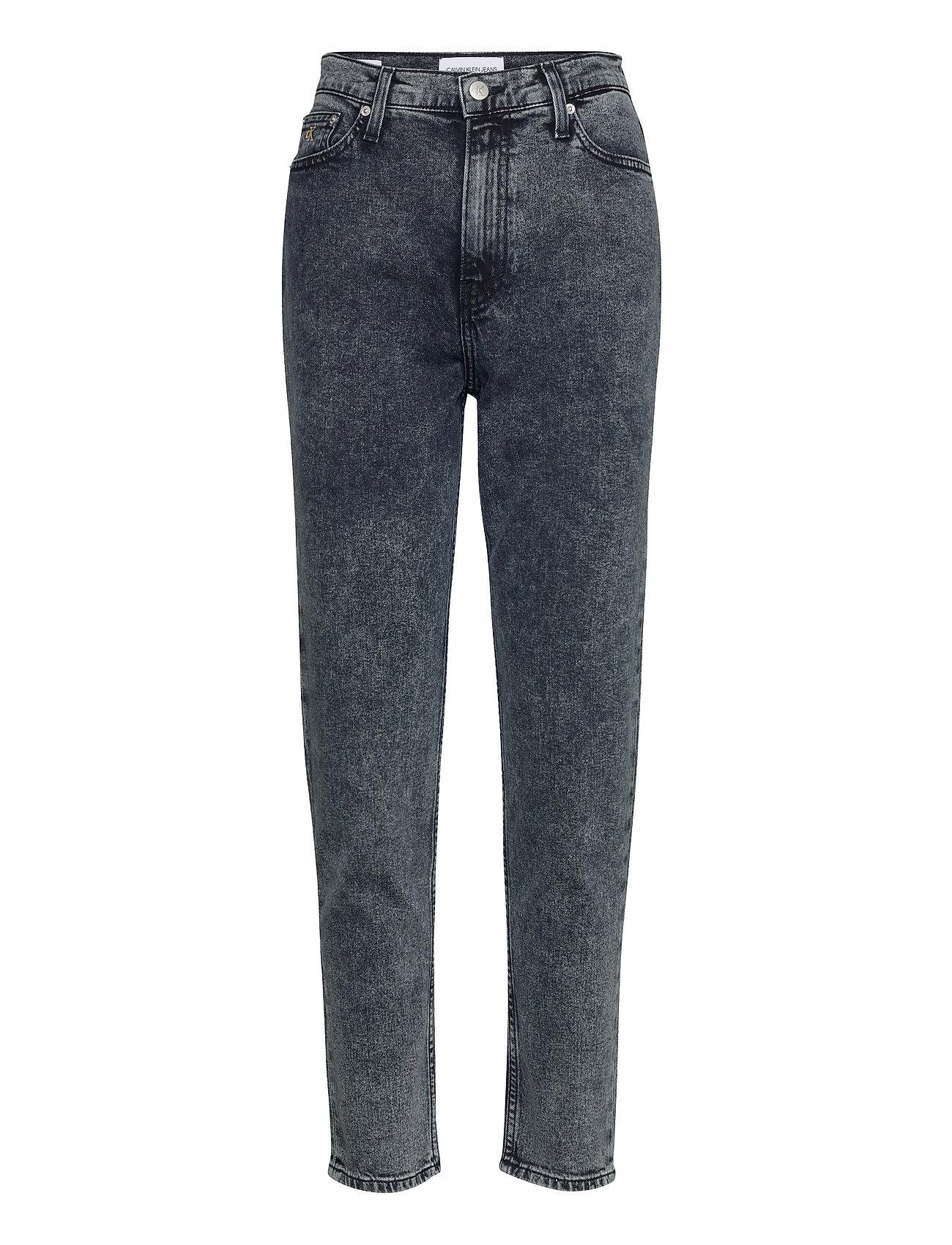 Image of Mom Jean Jeans Mom Jeans Blå Calvin Klein Jeans (3490090225)