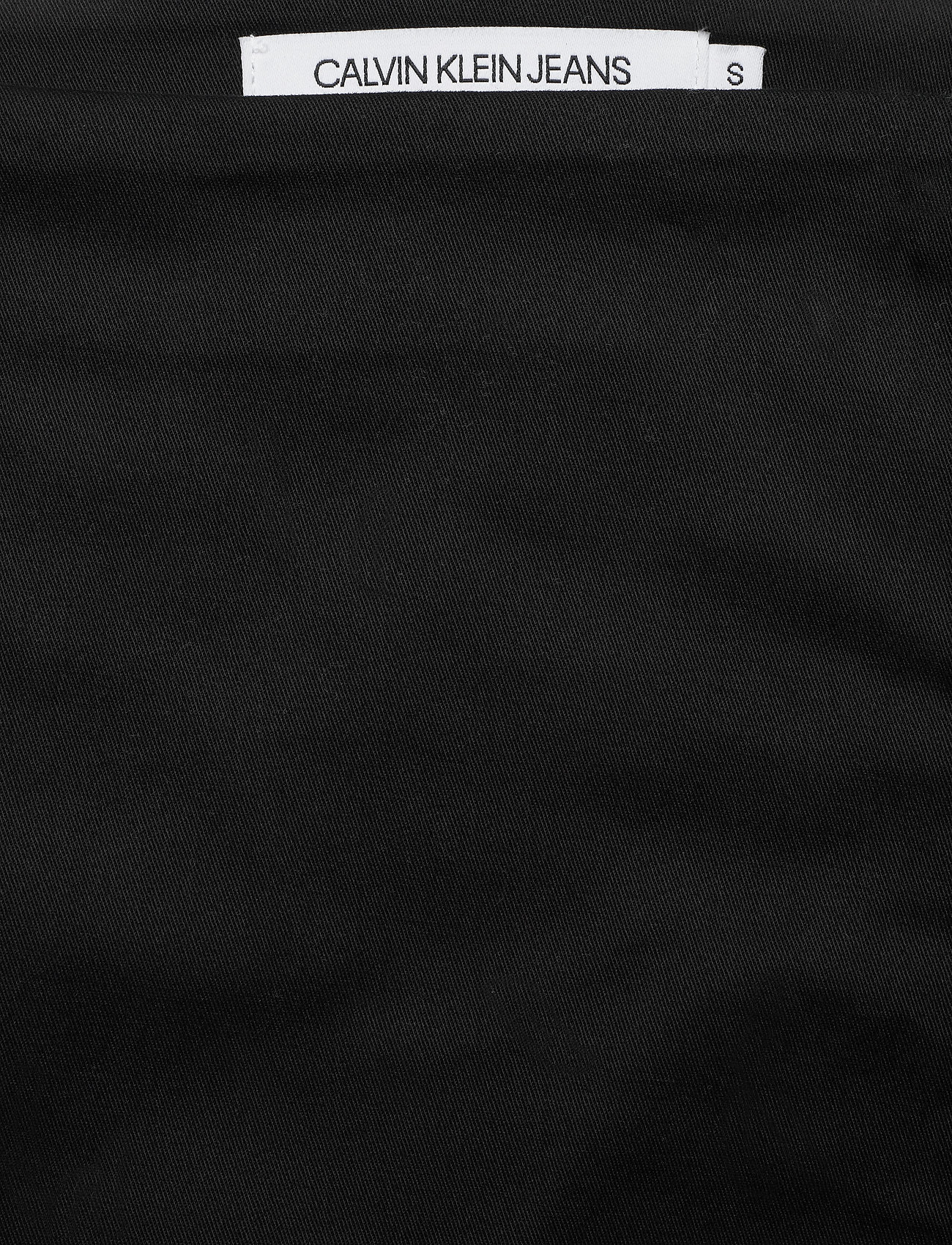 Buckle Logo Strap Skirt (Ck Black) (900 kr) - Calvin Klein Jeans