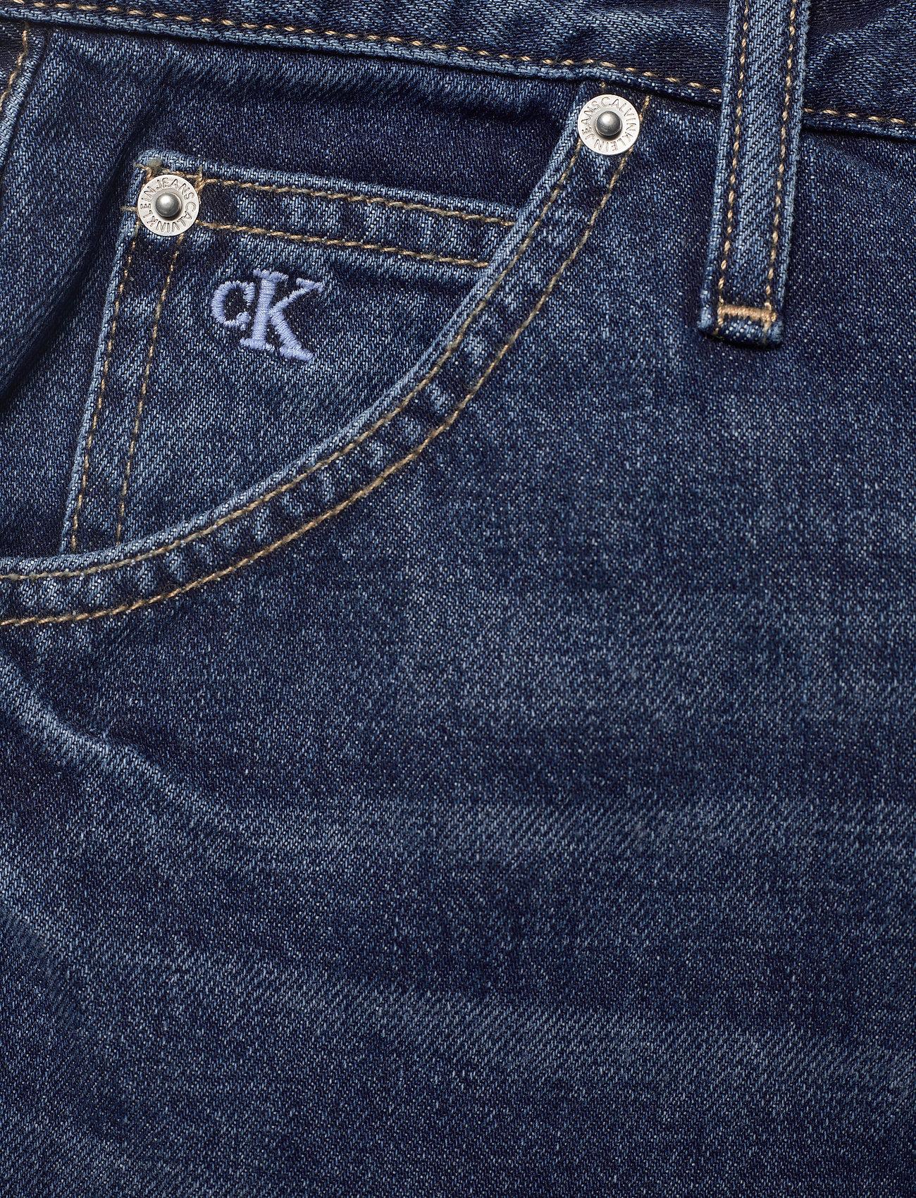 Calvin Klein Jeans - MOM JEAN - straight regular - bb139 - dark blue utility - 2