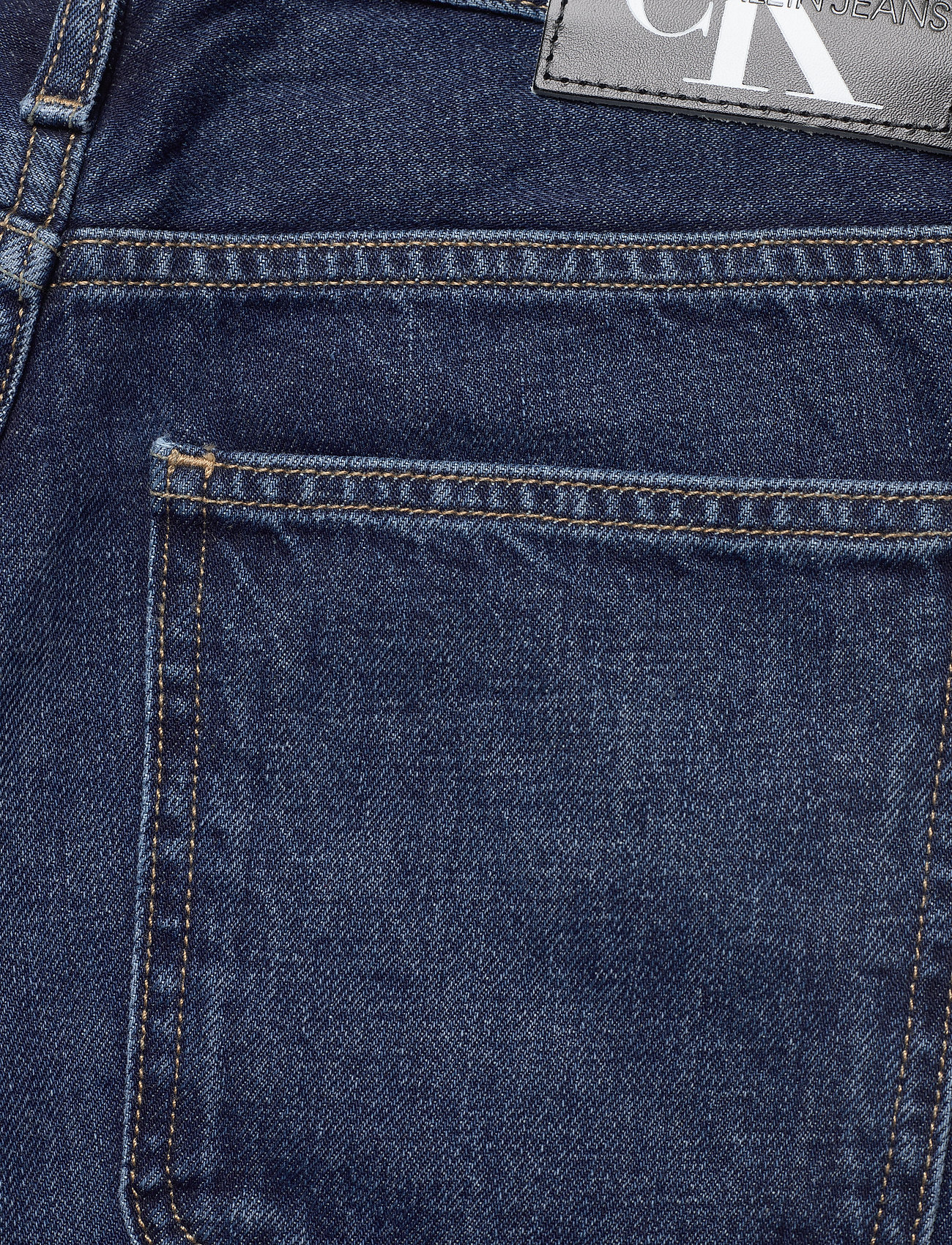 Calvin Klein Jeans - MOM JEAN - straight regular - bb139 - dark blue utility - 4