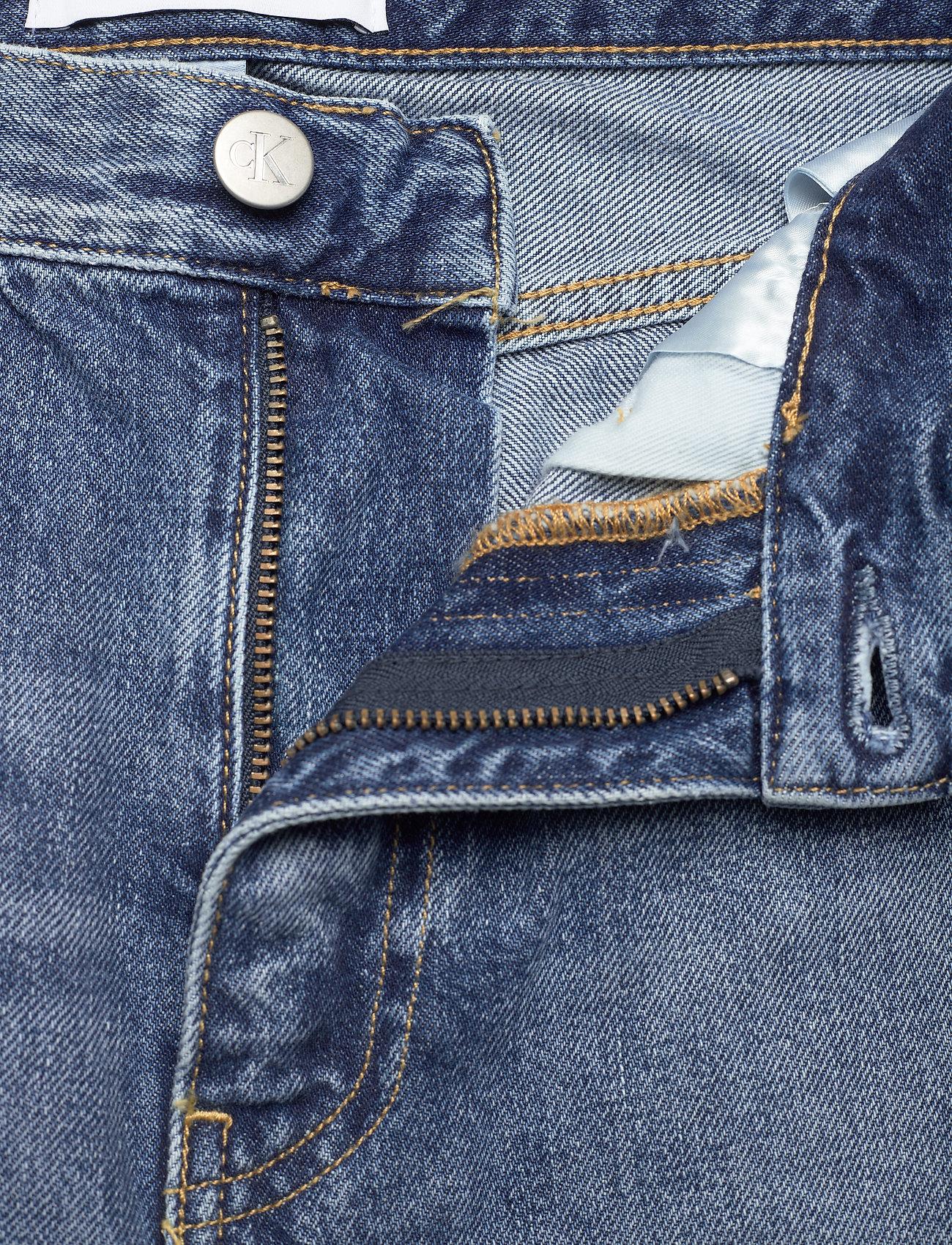 Calvin Klein Jeans - CKJ 030 HIGH RISE STRAIGHT ANKLE - straight regular - bb047 - icn light blue utility - 3