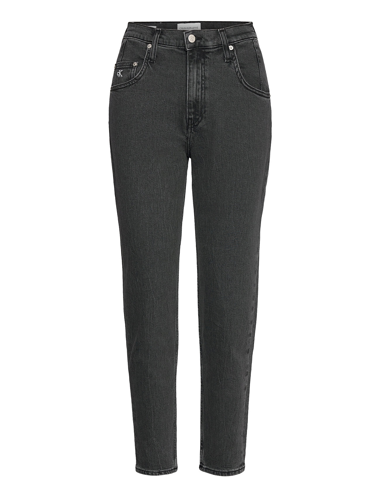 Image of Mom Jean Jeans Mom Jeans Sort Calvin Klein Jeans (3475359697)