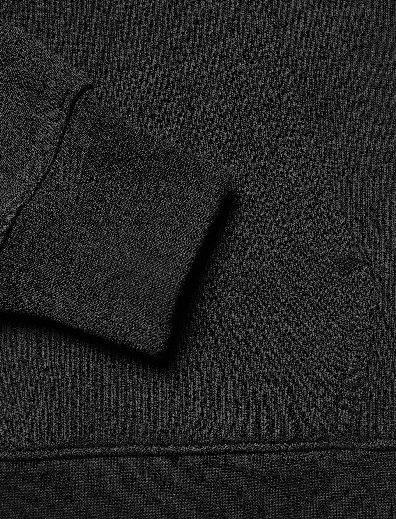 Calvin Klein Jeans - LOGO TRIM HOODIE - sweatshirts & hoodies - ck black - 3