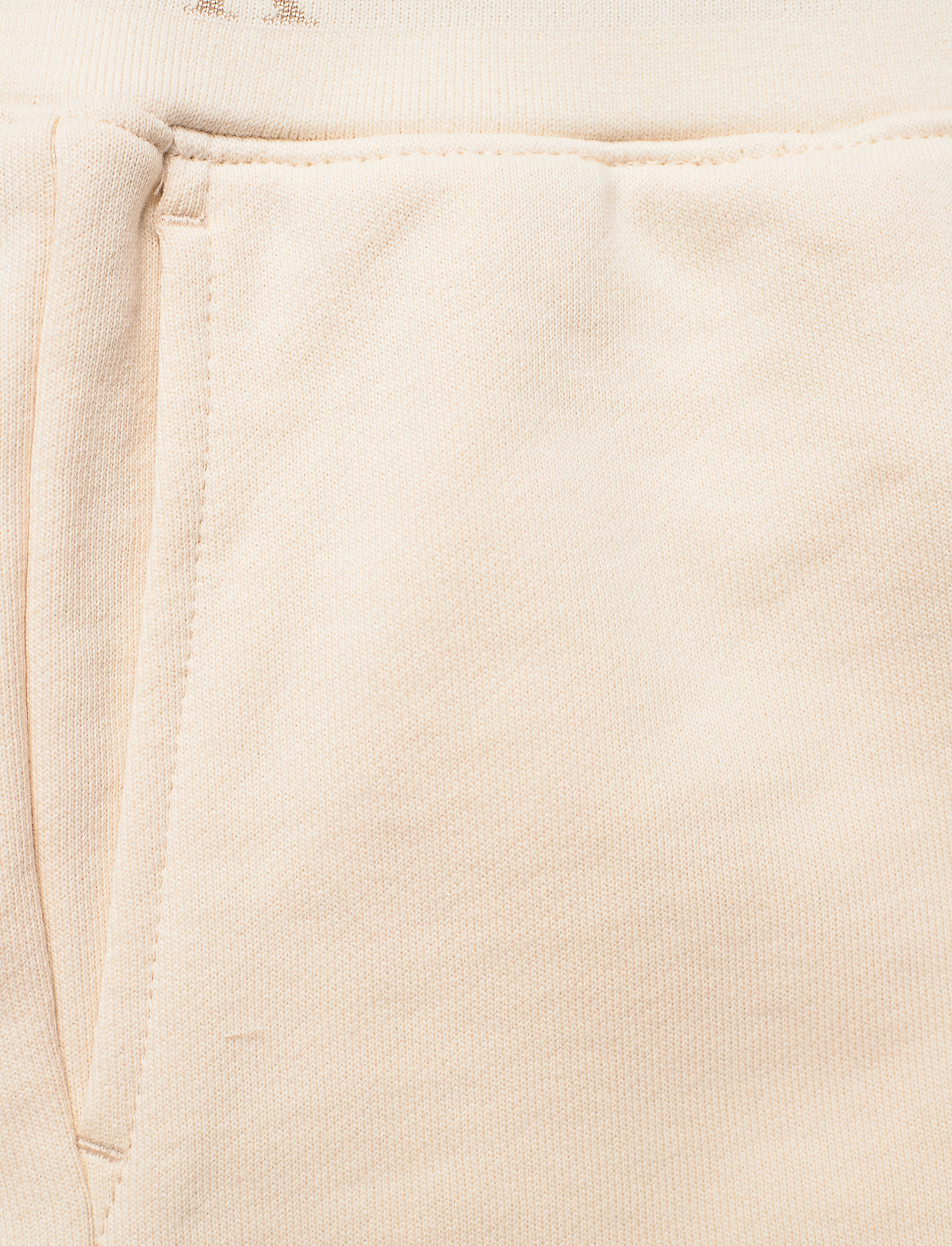 Calvin Klein Jeans - LOGO TRIM KNIT SHORT - casual shorts - white sand - 2