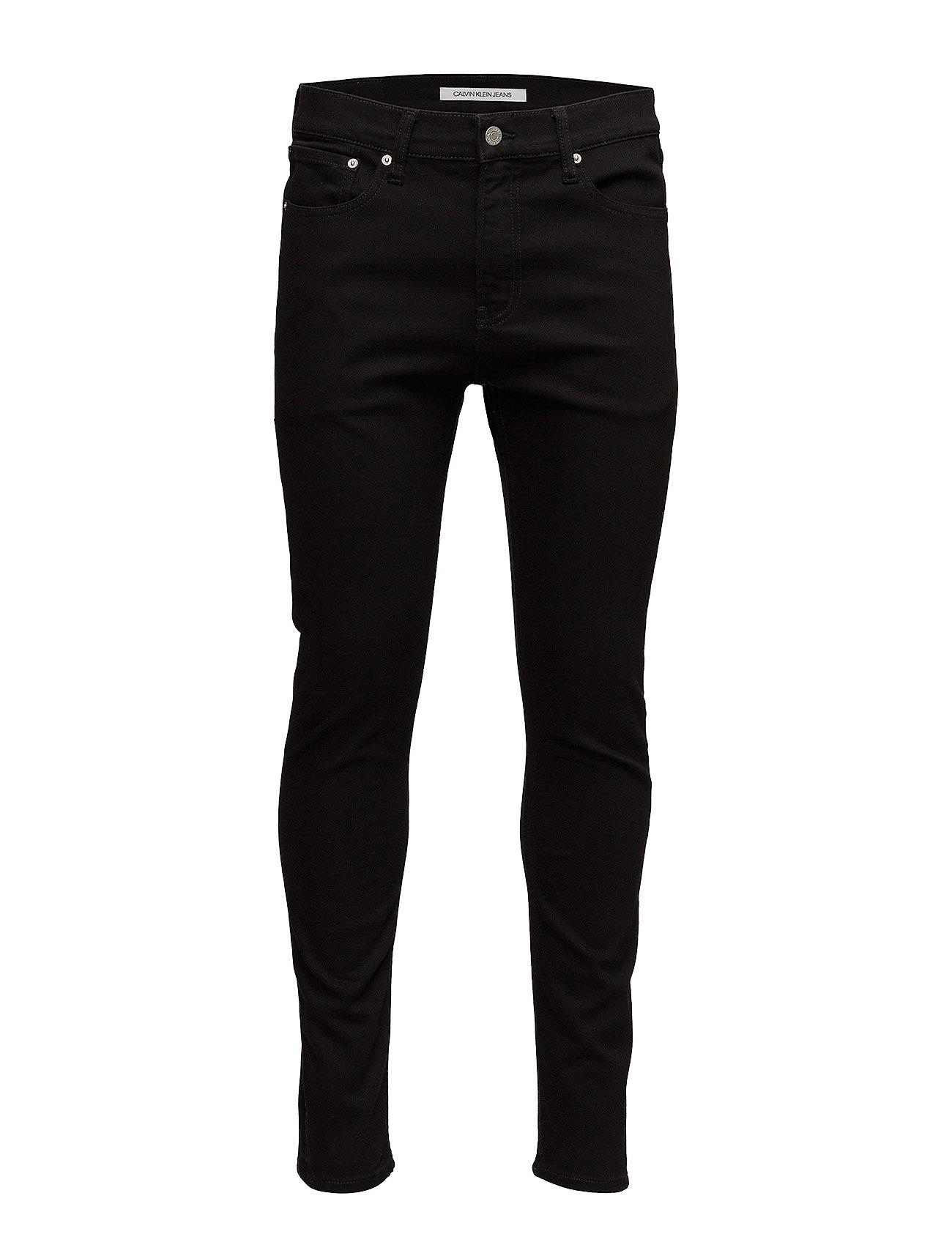 Calvin Klein Jeans CKJ 016 SKINNY - STAY BLACK