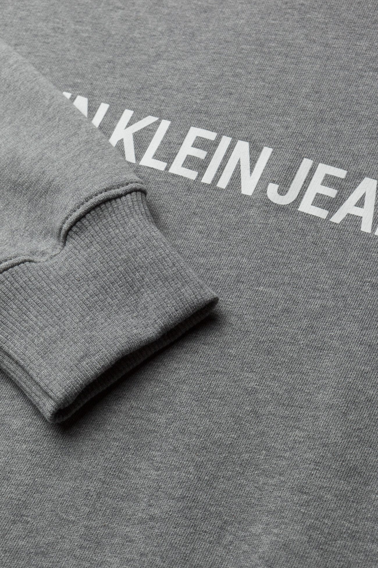 Calvin Klein Jeans - CORE INSTITUTIONAL LOGO SWEATSHIRT - truien - grey heather - 2