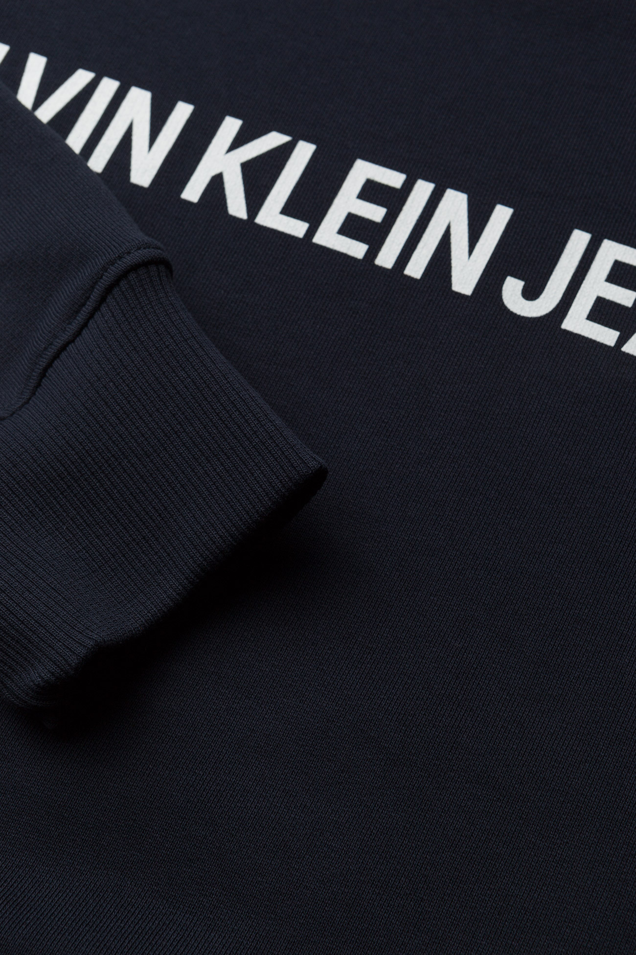 Calvin Klein Jeans - CORE INSTITUTIONAL LOGO SWEATSHIRT - truien - night sky - 2
